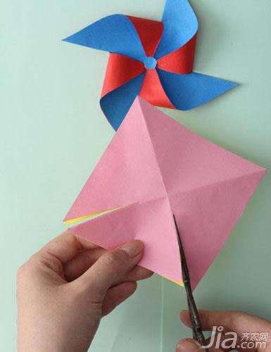 伞 手工 雨伞 纸制玩具 385_500 竖版 竖屏