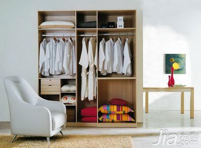 衣柜内部结构如何设计 衣柜结构效果图图片