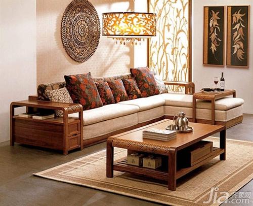 实木沙发图片大全 实木沙发图片赏析